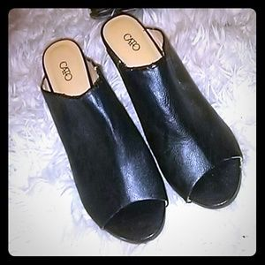 Size 9 Cato shoes